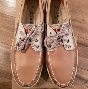 Men's Sperry BillFish Boat Shoes NIB